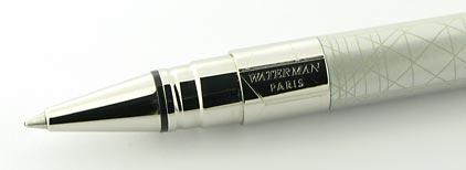 Roller Perspective Argent attributs palladiés de Waterman - photo 3